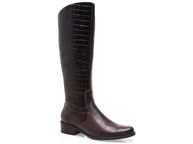 Bota Feminina Bottero 185607 Brown