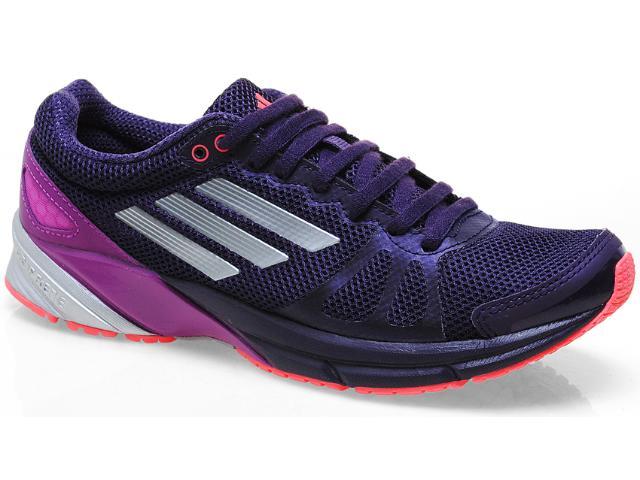 Tênis Feminino Adidas G64766 Lite Speedster w Marinho/pink