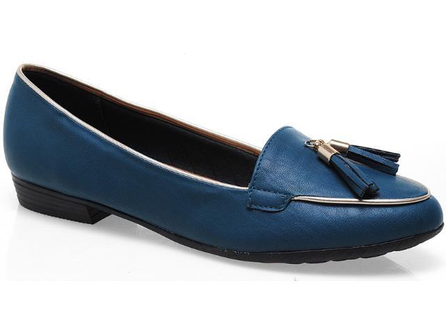 Sapato Feminino Piccadilly 236.008 Petróleo