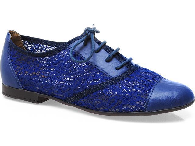 Sapato Feminino Bruna Brenner 3001 Azul