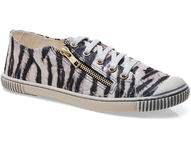 Tênis Feminino Bottero 181302 Zebra