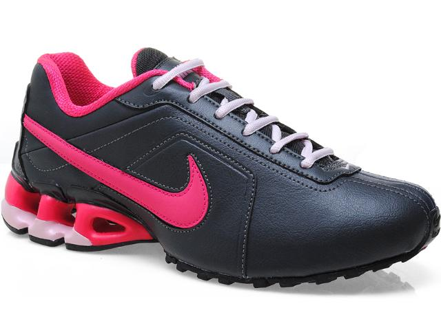 Tênis Feminino Nike 512767-006 Impax Emirro ii sl Chumbo/pink