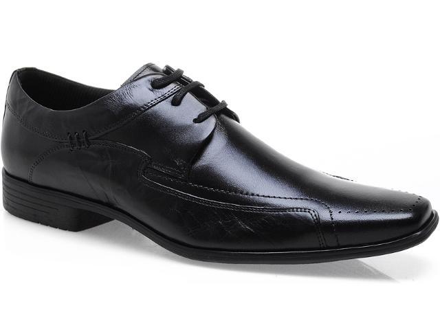 Sapato Masculino Ferracini 3203 Capri Preto