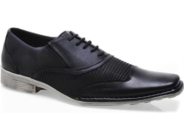 Sapato Masculino Ferracini 5303 Cervo Preto