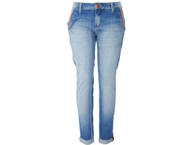 Calça Feminina Lado Avesso 82371 Jeans