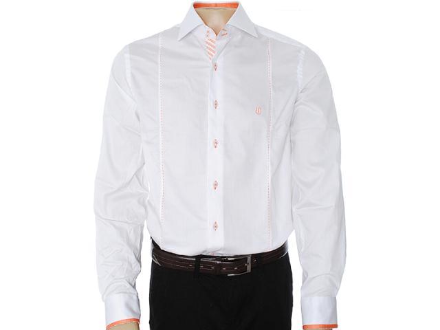 Camisa Masculina Individual 302.00361.017 Branco