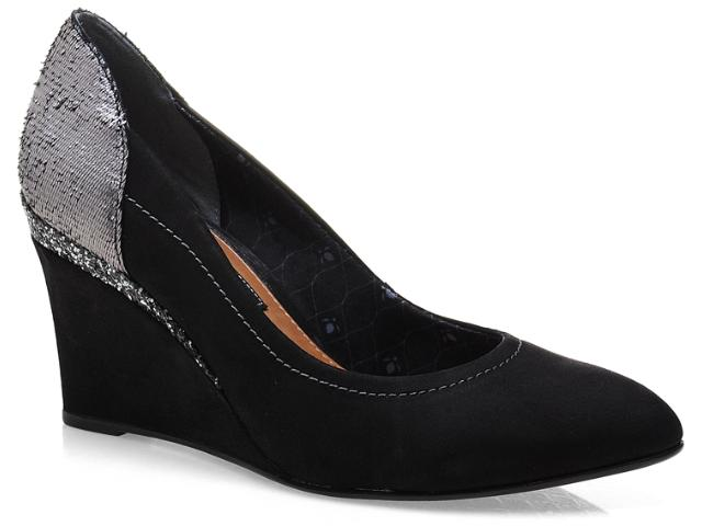Sapato Feminino Cravo e Canela 91201/15998 Preto