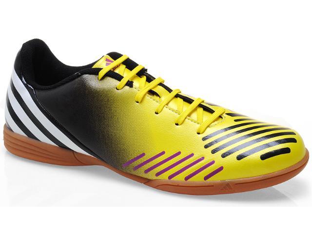 Tênis Masculino Adidas Q20933 Predito lz in Amarelo/preto