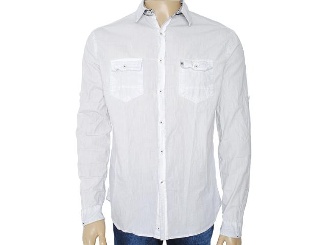 Camisa Masculina Index 07.01.000050 Gelo