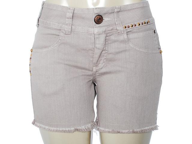 Short Feminino Moikana 7307 Caqui
