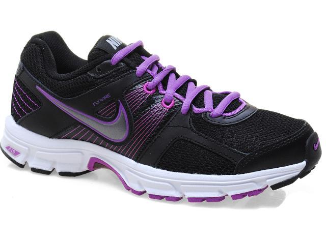 Tênis Feminino Nike 537609-004 Air Retaliate 2 Preto/roxo