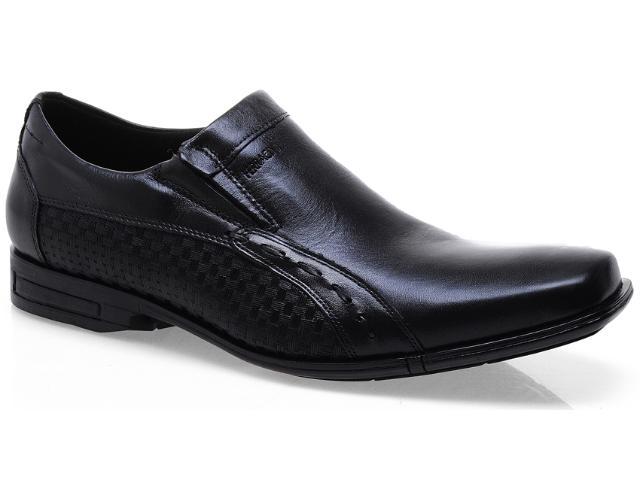 Sapato Masculino Ferracini 4112 Capri Preto