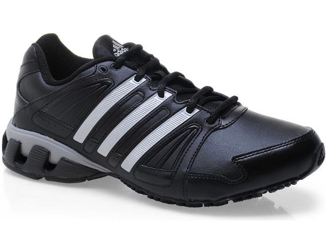 Tênis Masculino Adidas G57042 100 Flow m Preto/prata
