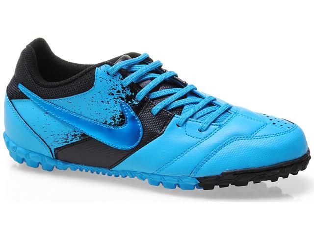 Tênis Masculino Nike 415130-441 Bomba Azul/preto