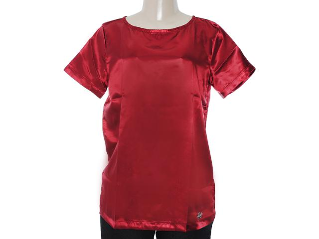 Blusa Feminina Dopping 015253025 Vermelho