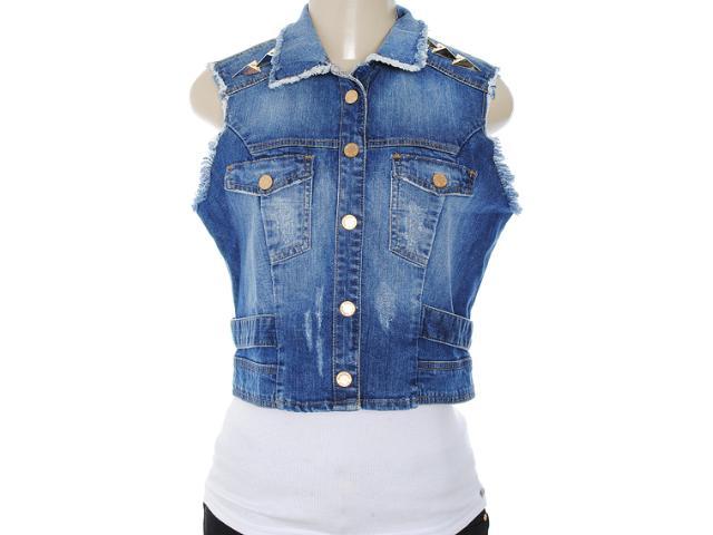Colete Feminino Lado Avesso 82261 Jeans