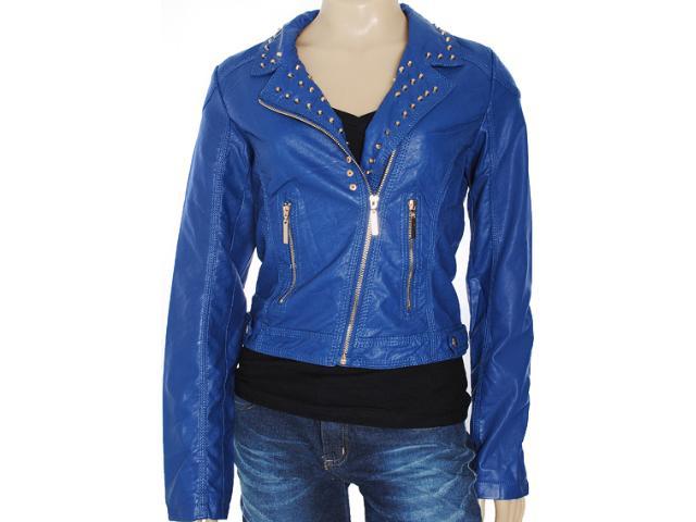Jaqueta Feminina Alpelo 51728 Azul