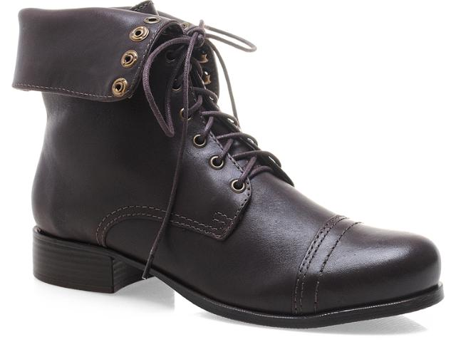 Bota Feminina Bottero 182602 Brown