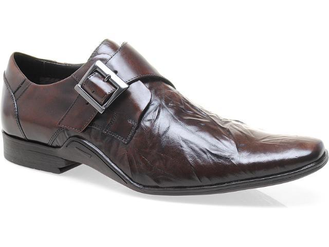Sapato Masculino Ferracini 2956 Manchester Conhaque
