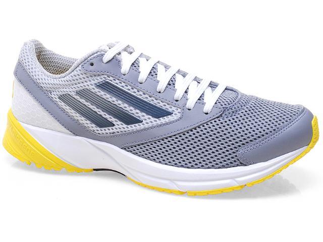 Tênis Masculino Adidas Q22573 Lite Arrow m Cinza/amarelo