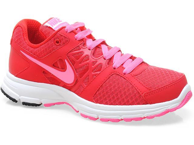 Tênis Feminino Nike 512084-601 Air Relentless 2 Msl Vermelho/rosa