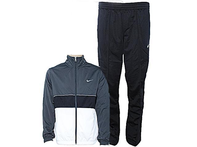 Abrigo Masculino Nike 445225-060 ad Clio Preto/chumbo/branco