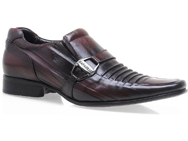 Sapato Masculino Rafarillo 7898 Mogno