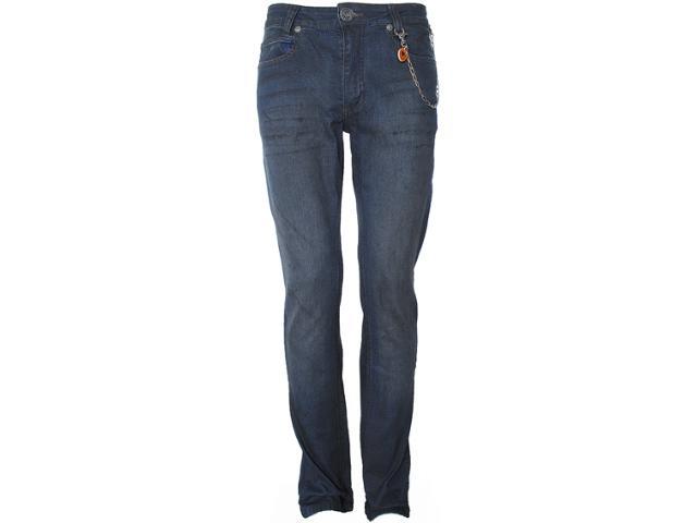 Calça Masculina Cavalera Clothing 07.02.4363 Jeans