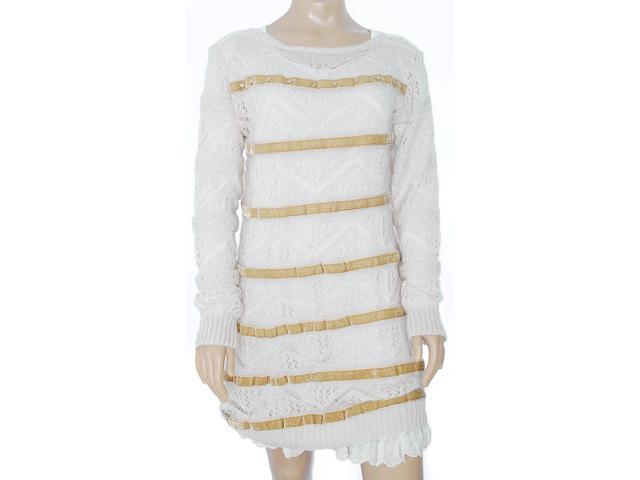 Vestido Feminino Intuição 133211 Cru