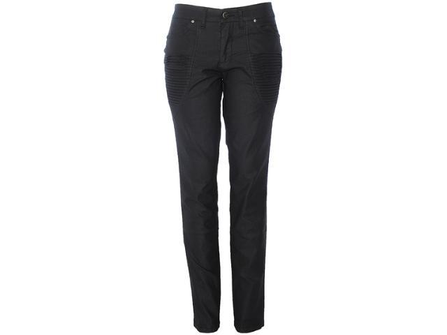 Calça Feminina Index 01.01.000467 Jeans Escuro