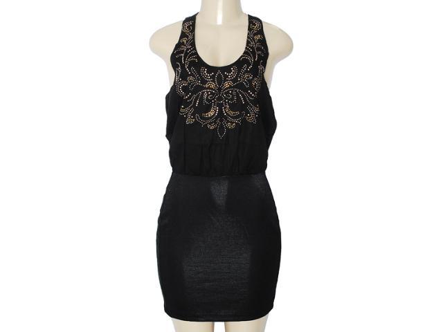 Vestido Feminino y Exx 18521 Preto