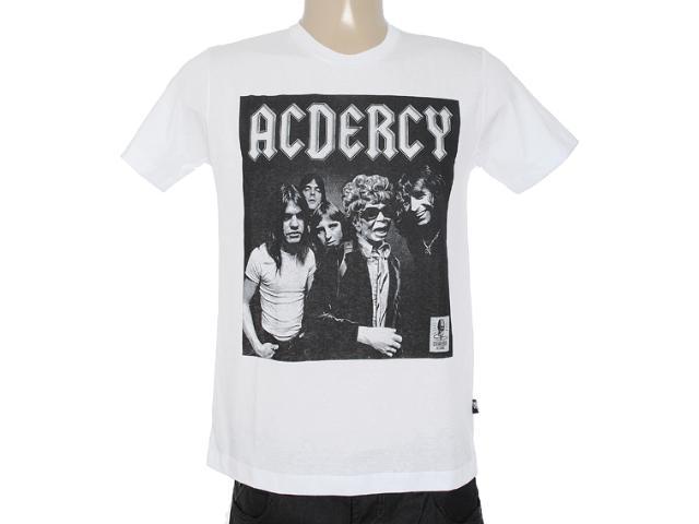 Camiseta Masculina Cavalera Clothing 01.01.7064 Branco