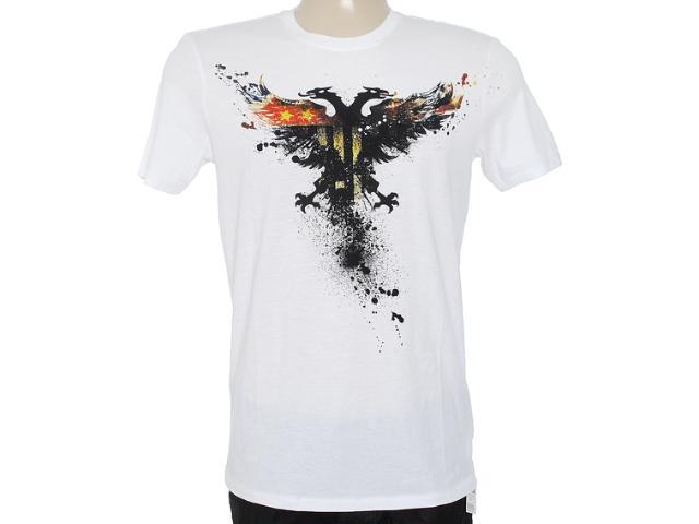 Camiseta Masculina Cavalera Clothing 01.01.7090 Branco