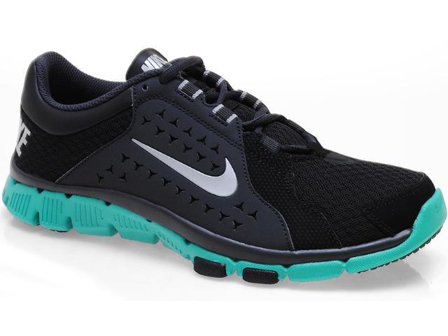 Tênis Masculino Nike 525730-009 Flex Supreme tr Preto/verde