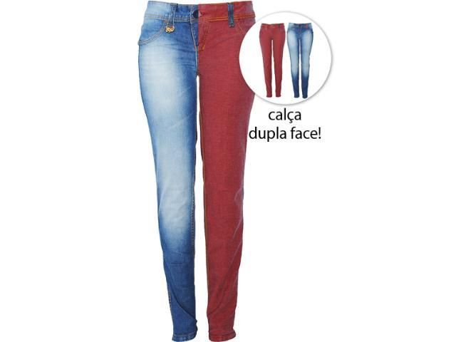 Calça Feminina Coca-cola Clothing 23201245 Jeans
