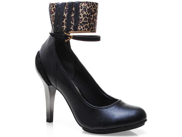 Sapato Feminino Tanara 4562 Preto