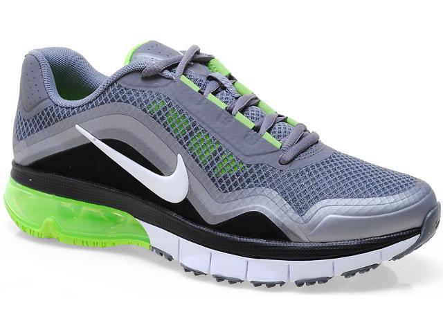 Tênis Masculino Nike 537803-013 Air Max tr 180 Cinza/limão