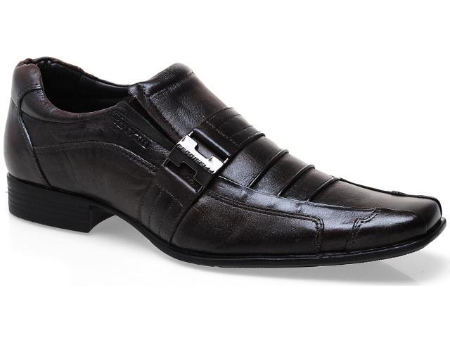 Sapato Masculino Ferricelli Ly13610 Brown