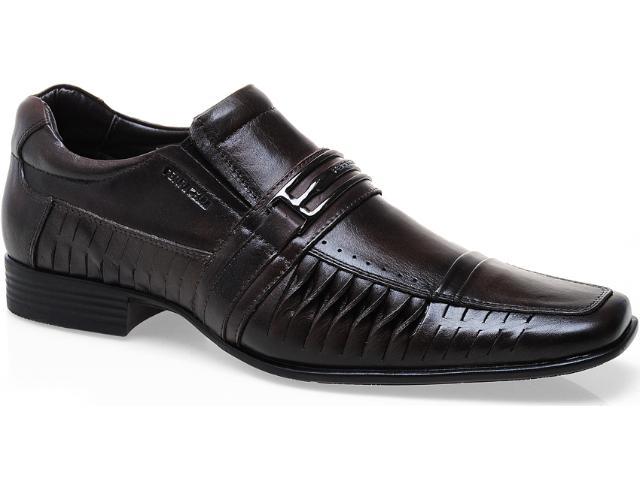 Sapato Masculino Ferricelli Ly13605 Brown