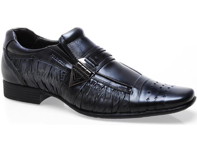 Sapato Masculino Ferricelli Ly13600 Aco/preto