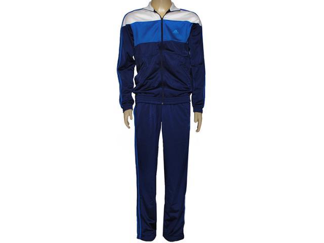 Abrigo Masculino Adidas F49192 Bts Knit Marinho/azul/branco