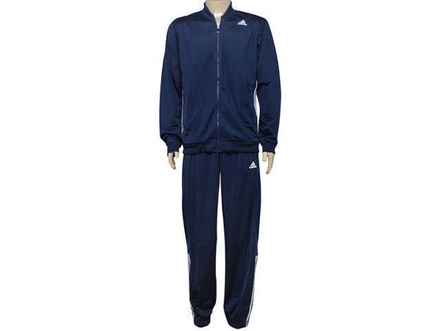 Abrigo Masculino Adidas S22477 Ess Knit m Marinho