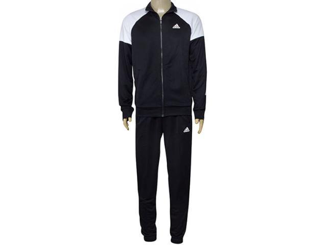 Abrigo Masculino Adidas Cd6363 Mts Pes Marker Preto/branco