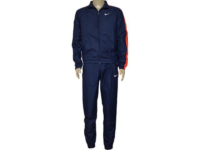 Abrigo Masculino Nike 679701-452 Season Mens Marinho/laranja