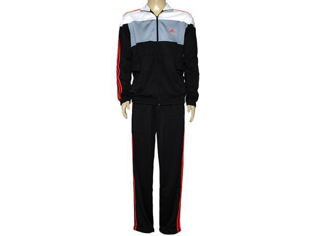 Abrigo Masculino Adidas F49190 Bts Knit Preto/cinza/branco/verm