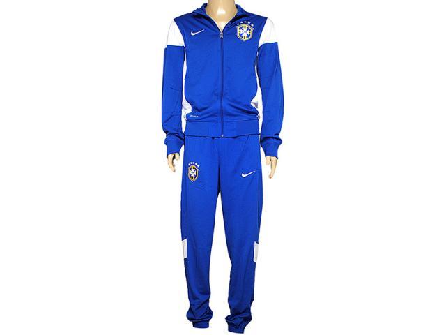 Abrigo Masculino Nike 575716-493 Cbf Academy Knit Wup Azul