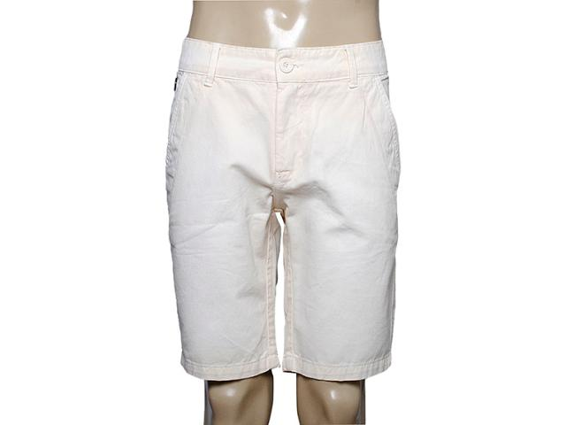 Bermuda Masculina Coca-cola Clothing 33200563 Off White