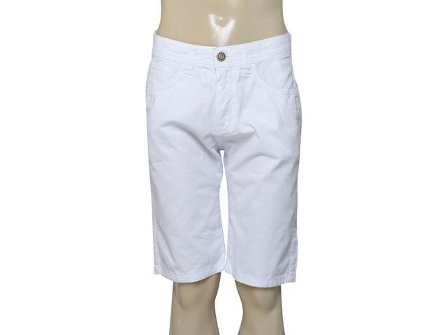 Bermuda Masculina Coca-cola Clothing 33200955 Branco