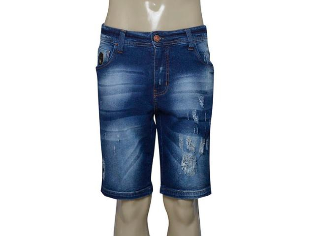 Bermuda Masculina Coca-cola Clothing 35200037 Jeans