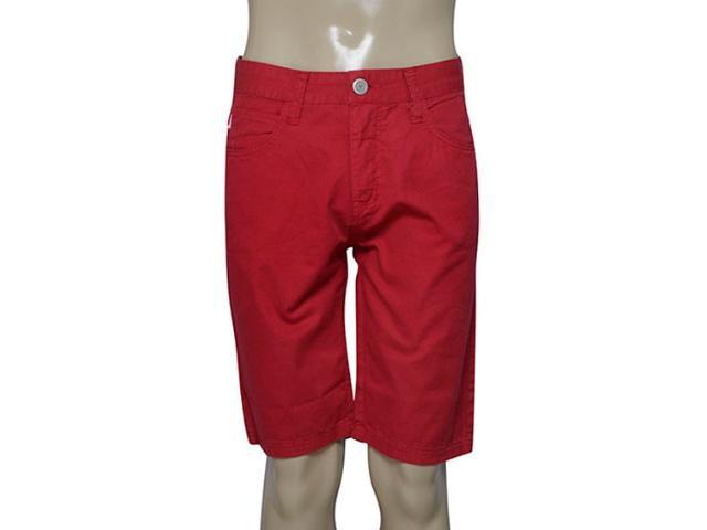 Bermuda Masculina Coca-cola Clothing 33200923 Vermelho